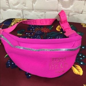NEW BEDHEAD FANNY PACK Hot Pink Adjustable 💐🍄